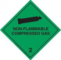 NON-Flammable Compressed Gas