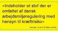 KRÆFT RISIKO LILLE