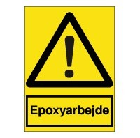 Epoxyarbejde, hård pladst