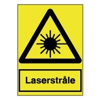 Laserstråle, hård plast