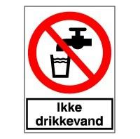 Ikke drikkevand (Vinyl)